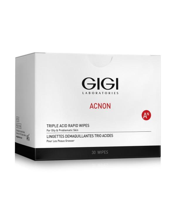 Triple acid rapid wipes - 30 gb